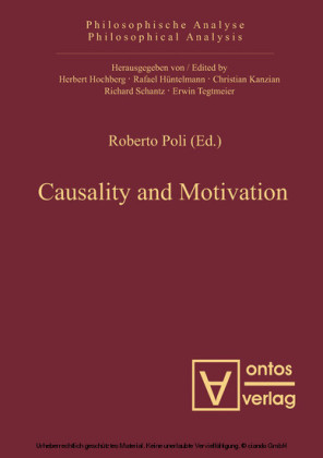 Causality and Motivation