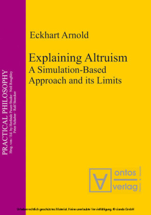 Explaining Altruism