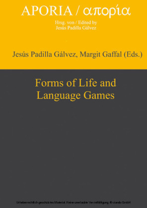 Forms of Life and Language Games