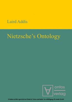 Nietzsche's Ontology
