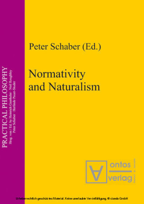 Normativity and Naturalism