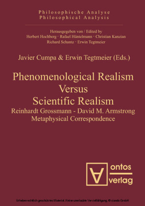 Phenomenological Realism Versus Scientific Realism
