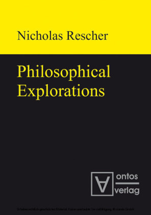 Philosophical Explorations