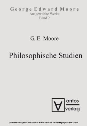 Philosophische Studien