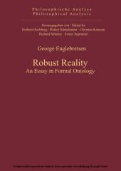 Robust Reality