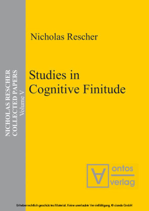 Studies in Cognitive Finitude