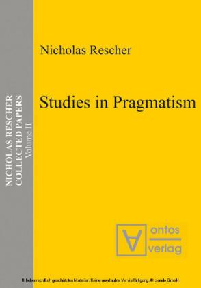 Studies in Pragmatism
