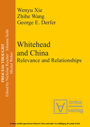 Whitehead and China