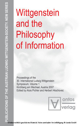 Wittgenstein and the Philosophy of Information