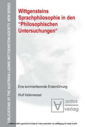Wittgensteins Sprachphilosophie in den 'Philosophischen Untersuchungen'