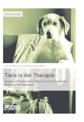 Tiere in der Therapie
