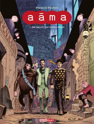 Aama - Der Geruch von heißem Staub
