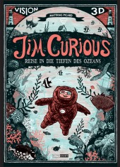 Jim Curious - Reise in die Tiefen des Ozeans Cover