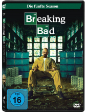 Breaking Bad, 3 DVDs Cover