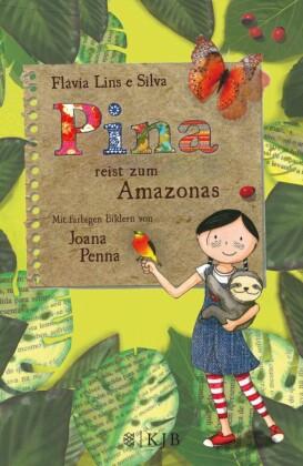 Pina reist zum Amazonas