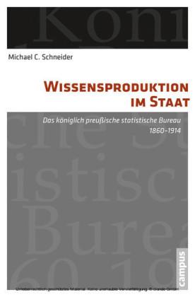 Wissensproduktion im Staat