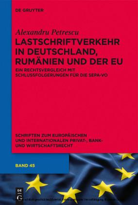 Lastschriftverkehr in Deutschland, Rumänien und der EU