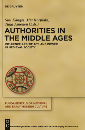 Authorities in the Middle Ages