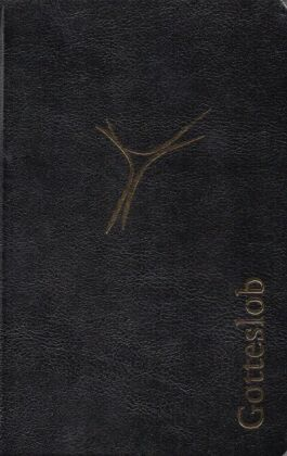 Gotteslob, Ausgabe für die Bistümer Hamburg, Hildesheim, Osnabrück, Premiumausgabe schwarz