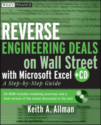 Reverse Engineering Deals on Wall Street with Microsoft Excel
