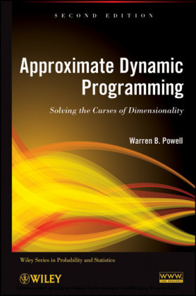 Approximate Dynamic Programming
