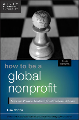How to Be a Global Nonprofit