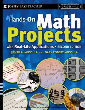 Hands-On Math Projects With Real-Life Applications,
