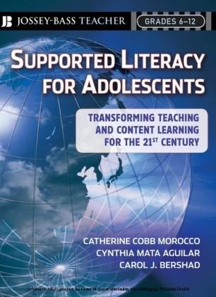 Supported Literacyfor Adolescents