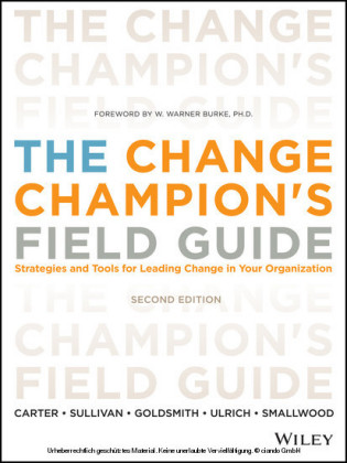 The Change Champion's Field Guide