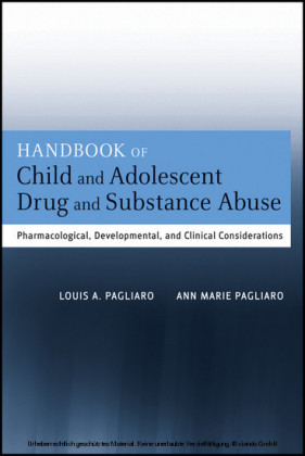 Handbook of Child and Adolescent Drug and Substance Abuse