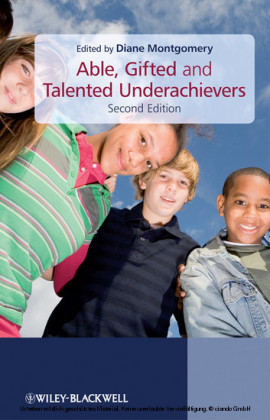 Able, Gifted and Talented Underachievers