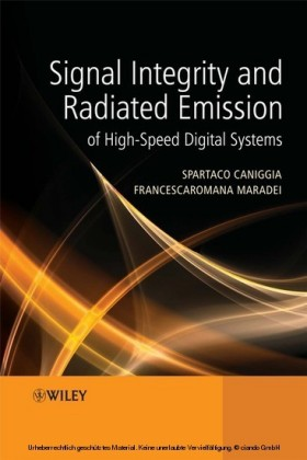 Signal Integrity and Radiated Emission of High-Speed Digital Systems