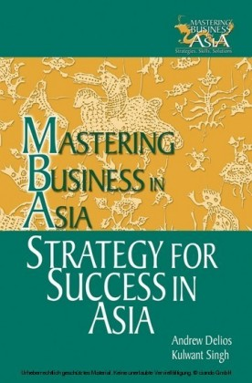 Strategy for Success in Asia