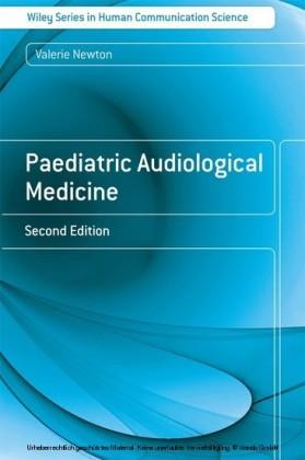 Paediatric Audiological Medicine,