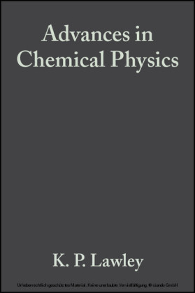 Advances in Chemical Physics, Molecular Scattering
