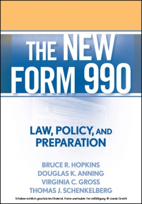 The New Form 990,