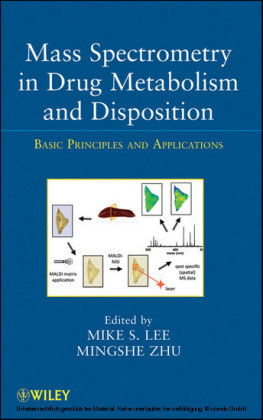 Mass Spectrometry in Drug Metabolism and Disposition,