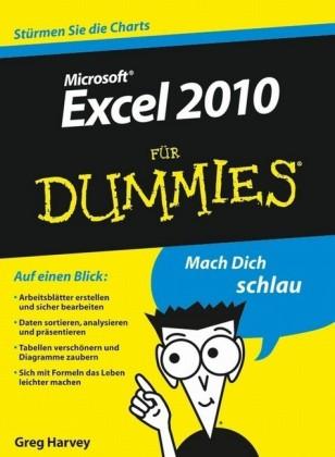 Excel 2010 für Dummies,