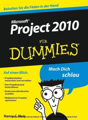Project 2010 für Dummies,