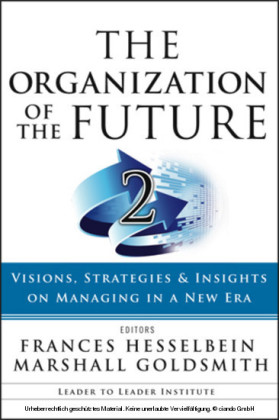 The Organization of the Future 2