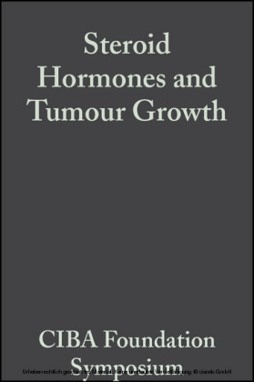 Steroid Hormones and Tumour Growth