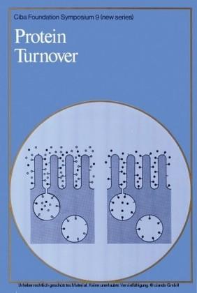 Protein Turnover