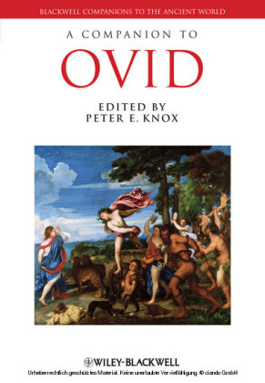 A Companion to Ovid