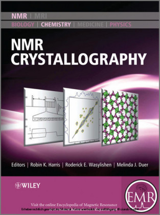 NMR Crystallography