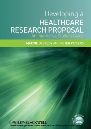 Developing a Healthcare Research Proposal