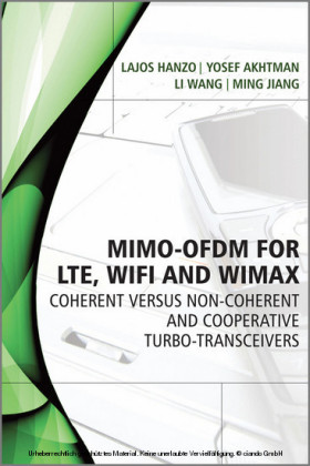 MIMO-OFDM for LTE, WiFi and WiMAX,