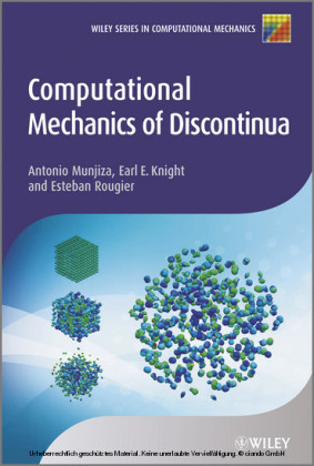 Computational Mechanics of Discontinua