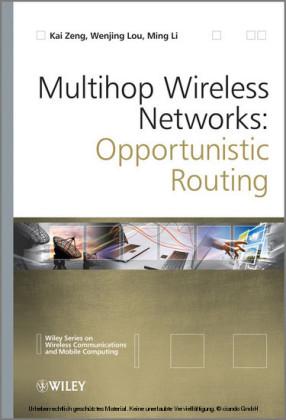 Multihop Wireless Networks