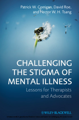 Challenging the Stigma of Mental Illness