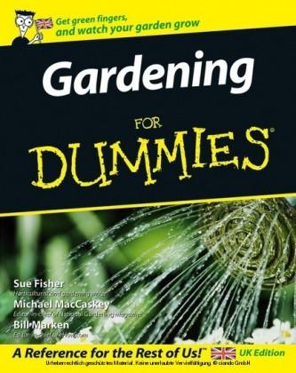 Gardening For Dummies,